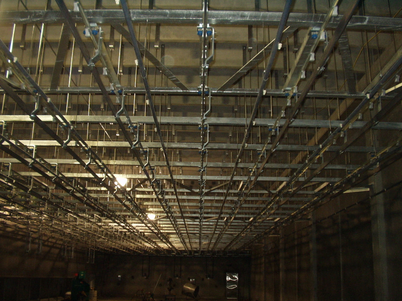 Walking Beam Cooler Systems